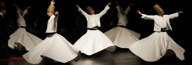 Whirling Dervish, Turkey