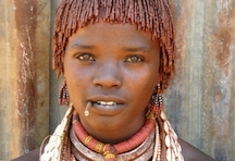 The Hamer People of the Omo Valley