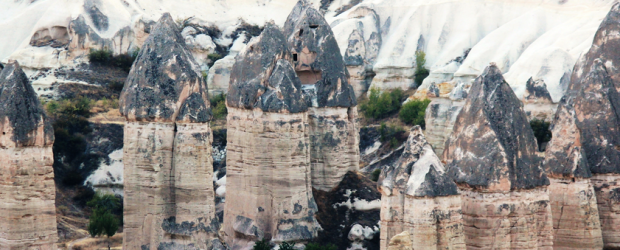 Fairy Chimneys, Turkey