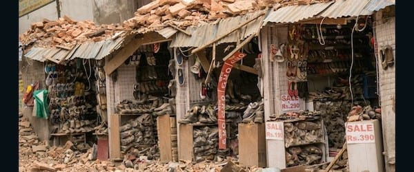 NEPAL Two Big Quakes and Multiple Tremors: The Psychological Trauma is Harrowing.