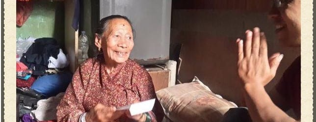 Nepali Earthquake Survivor: Her Story